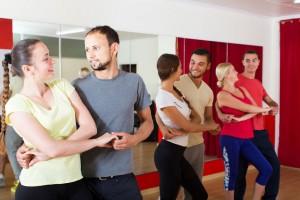 Group Dance Classes - Parris Dance